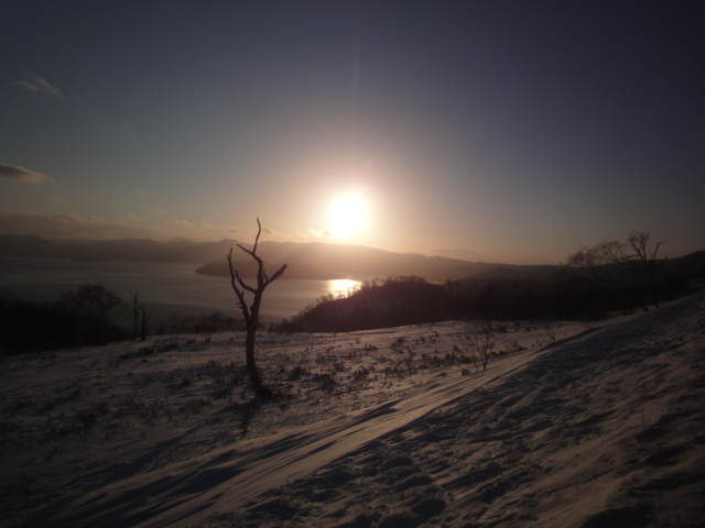 1月9日 藻琴山 065