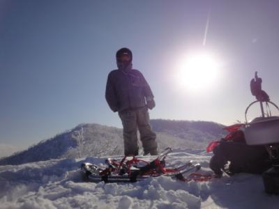 1月9日 藻琴山 060