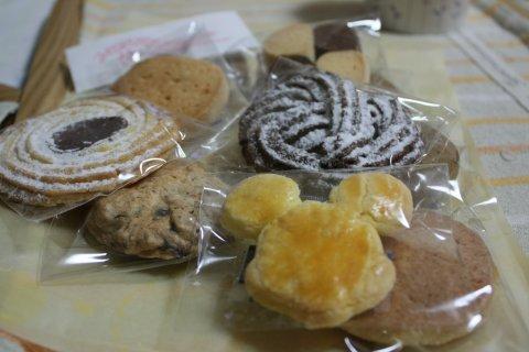 柳クッキー
