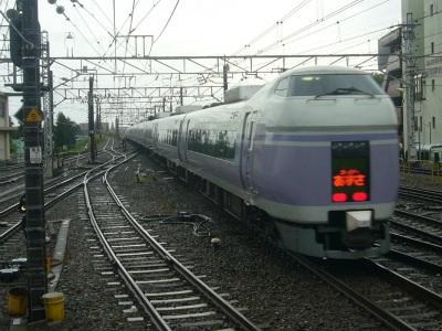 中央線・春の増発列車03