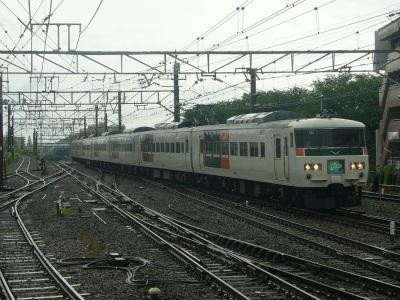 中央線・春の増発列車04