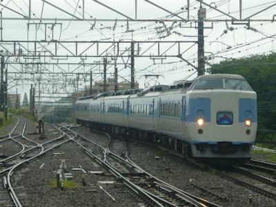中央線・春の増発列車05