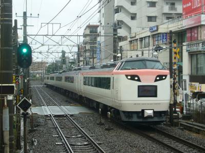 中央線・春の増発列車06