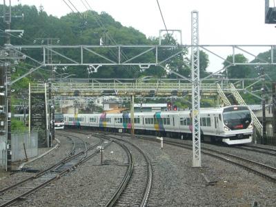 中央線・春の増発列車12
