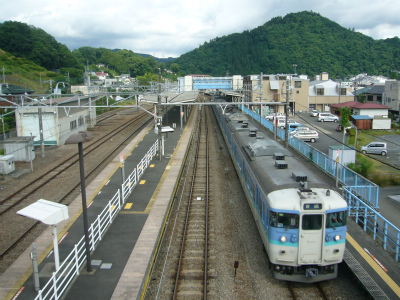 中央線・春の増発列車14