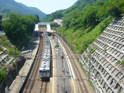 中央線・春の増発列車19