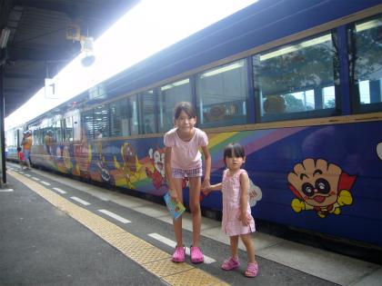 アンパンマン列車01