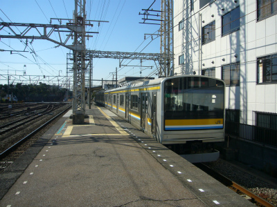 安善駅03