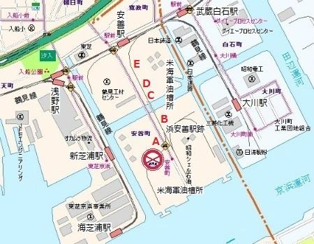 安善駅05