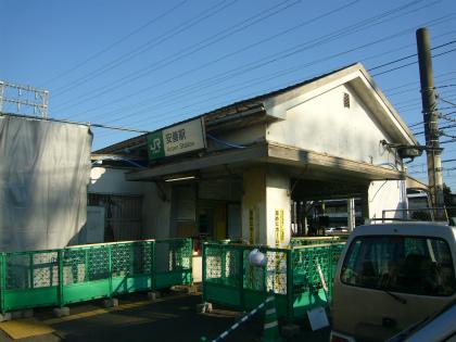安善駅06
