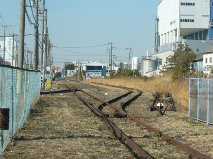 安善駅08