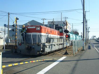 安善駅13