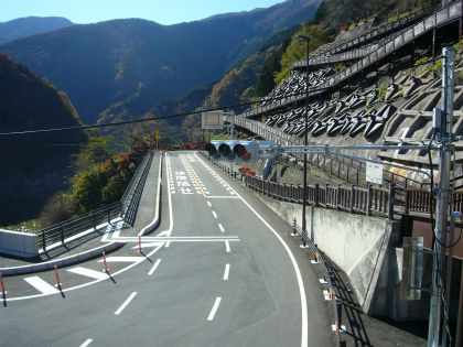 駒ヶ滝隧道29