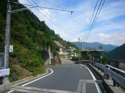 駒ヶ滝隧道33