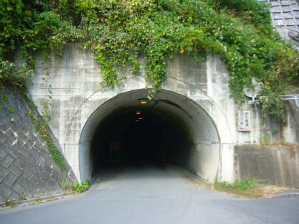 駒ヶ滝隧道35