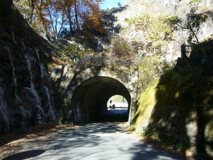 駒ヶ滝隧道42