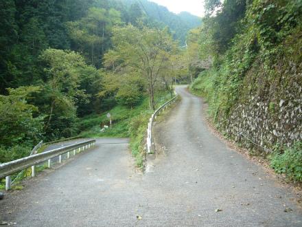 三ツ合林道06