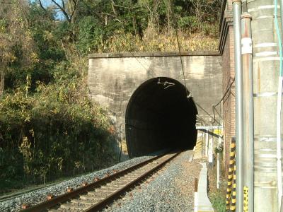 芝山トンネル01