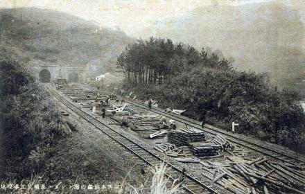 芝山トンネル10