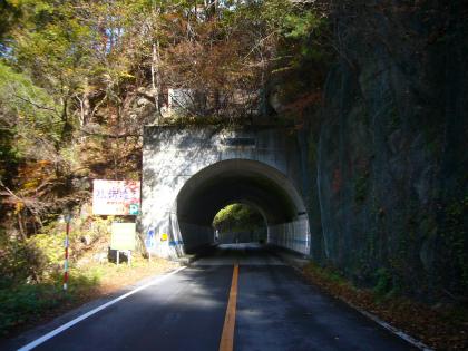 昇仙峡の隧道群04