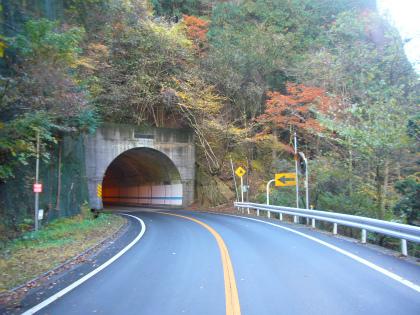 昇仙峡の隧道群06
