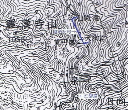 昇仙峡の隧道群09