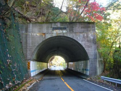 昇仙峡の隧道群13