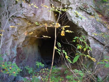 昇仙峡の隧道群15