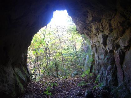 昇仙峡の隧道群16