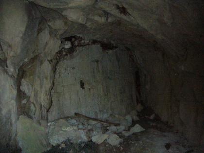昇仙峡の隧道群17