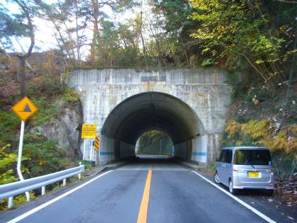 昇仙峡の隧道群18
