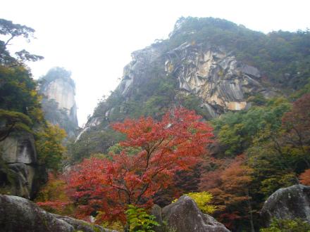 昇仙峡の隧道群20