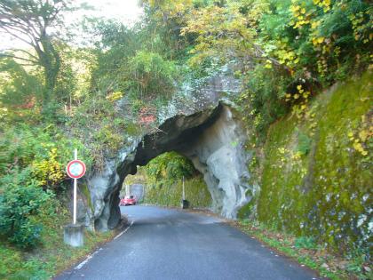 昇仙峡の隧道群22