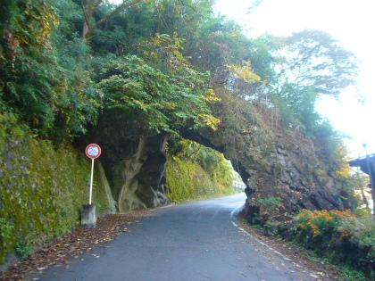 昇仙峡の隧道群23