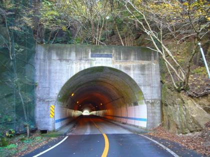 昇仙峡の隧道群33