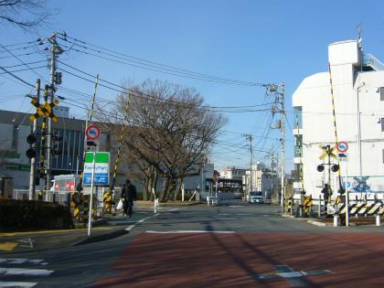 横田基地専用線02