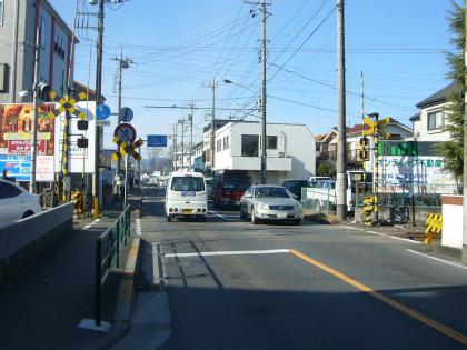 横田基地専用線09