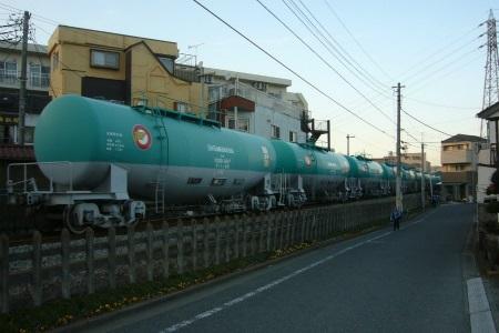 横田基地専用線21