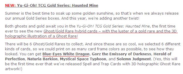 Gold Series: Haunted Mine