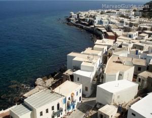 ギリシャ エーゲ海の島