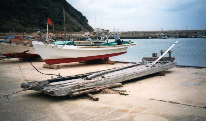 モガリ舟1007