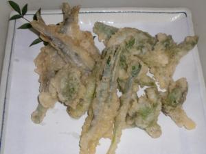 山菜天ぷら 001