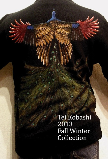 Tei Kobashi 2013 Fall Winter Collection