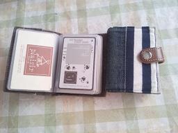 市販カードケース