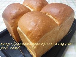 ミルクハース食パン♪