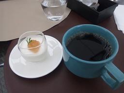 コーヒーデザート
