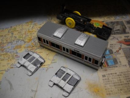 新プロジェクトプラレールでJR西のキハ122系を作ろう!計画編