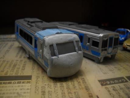 プラレールJR四国8000系をしおかぜ、いしづちを作ってみる その5 S編成も落成!