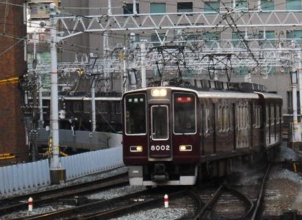 関西にやってきた赤アメメンバーとオフ会in阪急!