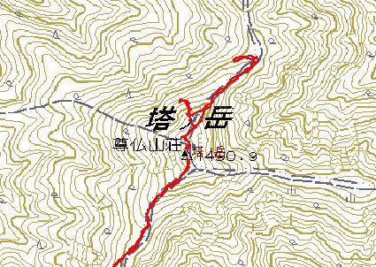2011.11.17尊仏岩跡探索